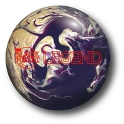 Lane Master The Black Pearl Legend Bowling Ball