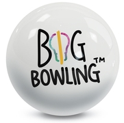 Big Bowling Spare Bowling Ball