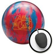 DV8 Alley Cat Red/Electric Blue Bowling Ball