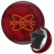 Track Kinetic Ruby Bowling Ball