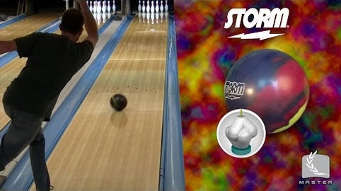 Storm Optimus Solid Bowling Ball by Scott Widmer, BuddiesProShop.com