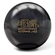 Brunswick Johnny Petraglia BVL Black Pearl Bowling Ball