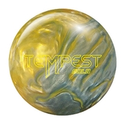 Lane Masters Tempest Gold Bowling Ball