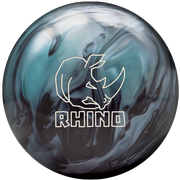 Brunswick Rhino Metallic Blue/Black Bowling Ball