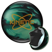 Track Kinetic Emerald Bowling Ball