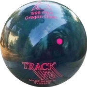 Track 1996 Oregon Open Sensor II Bowling Ball