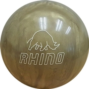 Brunswick Cosmic Gold Rhino Bowling Ball
