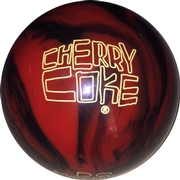 Brunswick Cherry Coke Bowling Ball