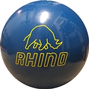 Brunswick Cosmic Electric Blue Rhino Bowling Ball