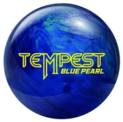 Lane Masters Tempest Blue Pearl Bowling Ball