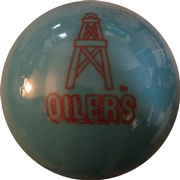 Brunswick NFL Houston Oilers Bowling Ball