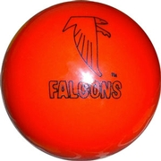 Brunswick NFL Atlanta Falcons Bowling Ball