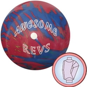 MoRich Awesome Revs Bowling Ball