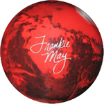 Visionary Frank May Gryphon Bowling Ball