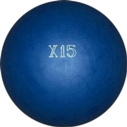 Star Trak X-15 Blue Bowling Ball