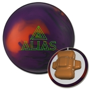 Track Alias Bowling Ball