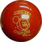 Mickey League Ball