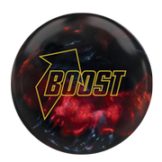 900 Global Boost Red/Charcoal Bowling Ball