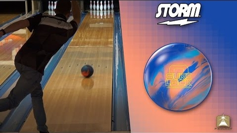 Storm Sure Lock Bowling Ball by Scott Widmer, BuddiesProShop.com