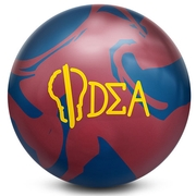 Big Bowling Idea Solid Bowling Ball