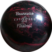 Brunswick Fireball Bowling Ball