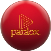 Track Paradox Red Bowling Ball