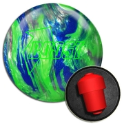 900 Global Boost - Green/Silver/Blue Pearl Bowling Ball