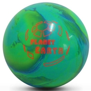 PBS Planet Earth Bowling Ball